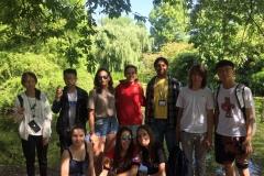 Botanic gardens group