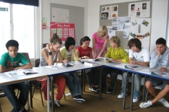 Brochure classroom pic