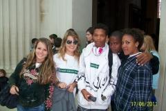 Guadeloupe students